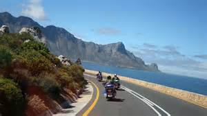 Motorcycle Riding On the Road