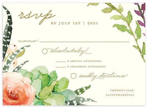 We did not find results for: Elegant Oasis Wedding Response Cards   The Knot