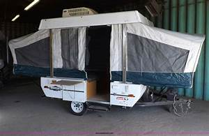1998 Coleman Taos Pop Up Camper Floor Plan