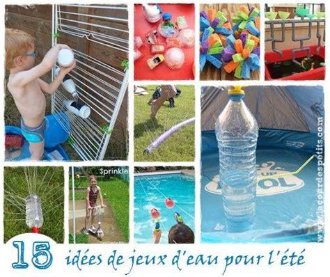 jeux exterieur pour maternelle les 25 meilleures id 233 es concernant jeux d eau 192 l ext 233 rieur sur jeux d ext 233 rieur