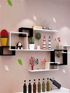 8, Living, Room, Wall, Shelf, Ideas, Picture