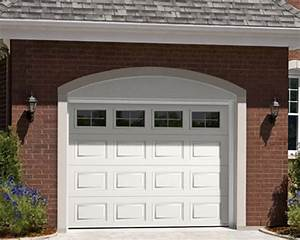 Bell aluminium inc portes de garage for Grande porte garage