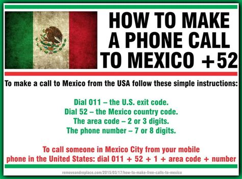 mexico mobile number how to make free calls to mexico removeandreplace