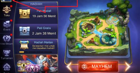 Cara Ganti Bendera Negara Di Mobile Legends