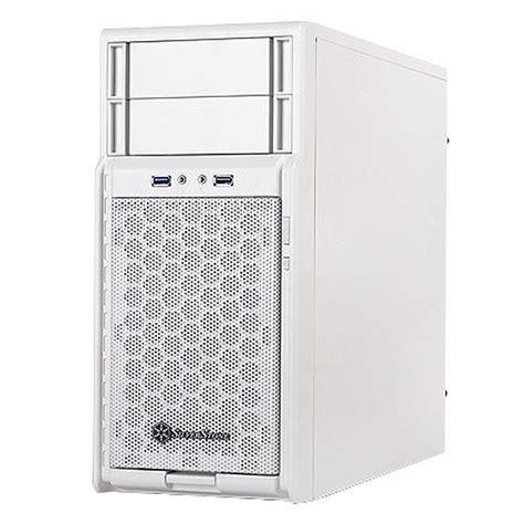 boitier ordinateur de bureau silverstone ps08 ordinateur de bureau sst ps08w prix pas