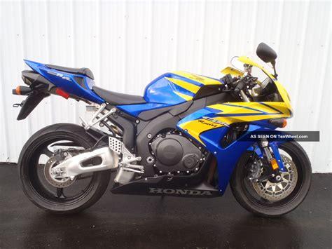 2006 Honda Cbr1000rr Hp