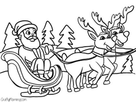 Free Printable Christmas Coloring Pages | Pyssel, Jul | 355x474