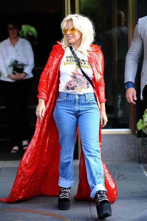 Lady Gaga Al Natural