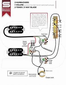 Question  Warmoth Build  Wiring For Dual Humbucker Split