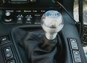 Bmw E30  E36 Aftermarket Shift Knob Installation