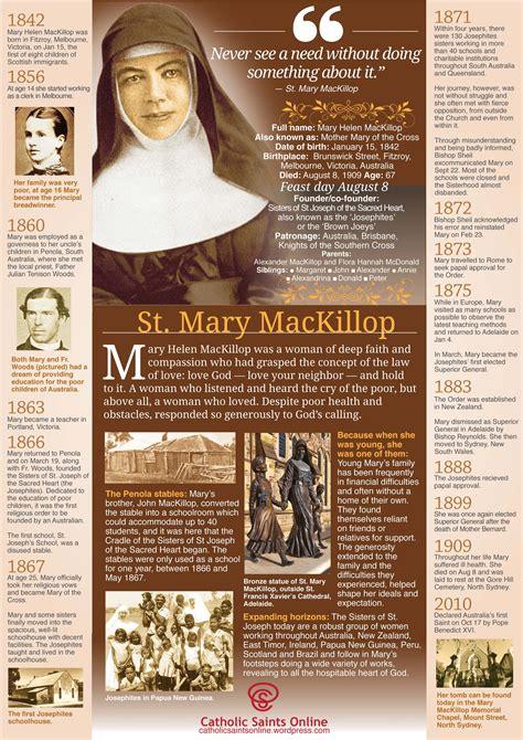 st mary mackillop catholicsaintsonline