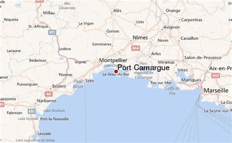 pr 233 visions m 233 t 233 o pour port camargue
