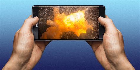 samsung recalls galaxy note   battery explosions
