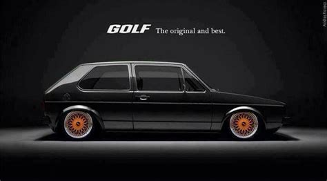 Pin by Kuba Nontoy on Cars/ Stance Works | Volkswagen golf mk2, Volkswagen, Volkswagen golf