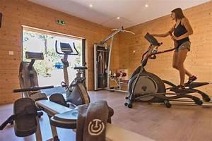 Sport En Salle : la salle de sport camping cap taillat 4 toiles ~ Dode.kayakingforconservation.com Idées de Décoration
