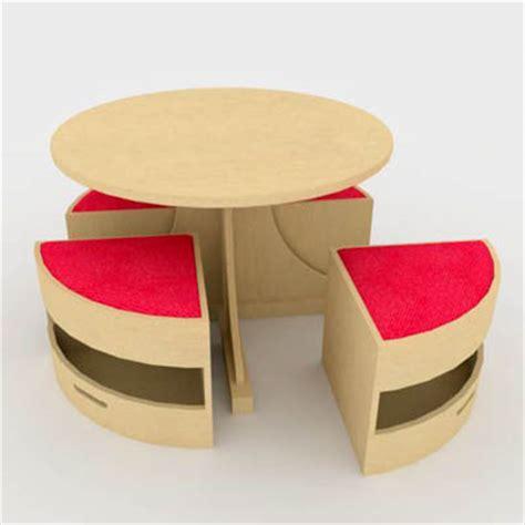 play table 3d model formfonts 3d models textures