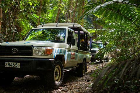 barbados  jeep safari island routes