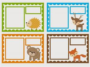 Animales: Marcos o Tarjetas para Imprimir Gratis Ideas y material gratis para fiestas y