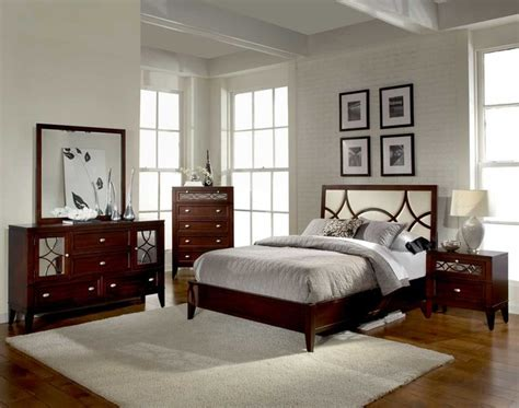 Homelegance Simpson Bedroom Set  Transitional Bedroom