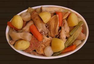 la poule au pot recette poule au pot recipe poule au pot aftouch cuisine
