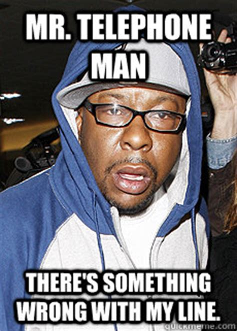 Mr Brown Meme - mr telephone man there s something wrong with my line bobby brown dui quickmeme
