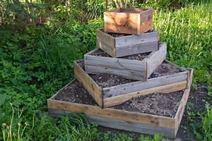 Gartengestaltung Mit Holz : 15 ideen hochbeet aus holz stein oder metall teil 2 ~ Watch28wear.com Haus und Dekorationen
