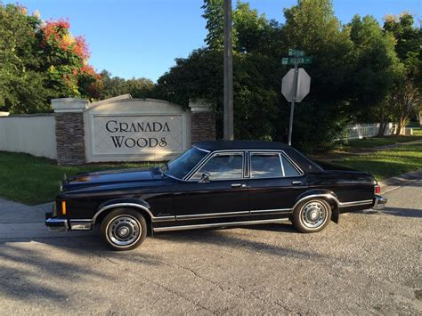 1978 Ford Granada by 1978 Ford Granada