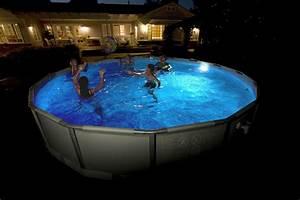 Eclairage Piscine Bois : lampe magn tique led pour clairage de piscine spot ~ Edinachiropracticcenter.com Idées de Décoration