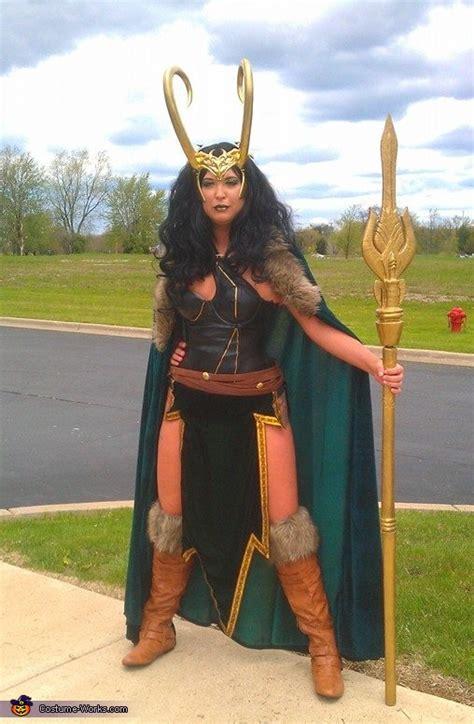 Lady Loki Costume