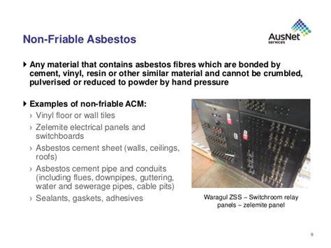 ausnet services asbestos awareness