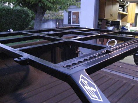 box rocket fab bed racks truck accessories truck