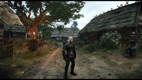 witcher  wild hunt  glorious    sweetfx