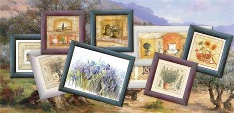 decoration provencale pour cuisine des tableaux pour votre décoration provençale