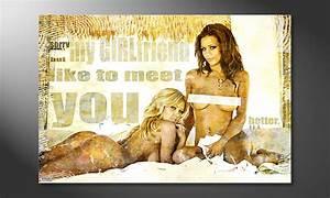 My Xxl Poster : tableau my girlfriend tableaux xxl ~ Orissabook.com Haus und Dekorationen