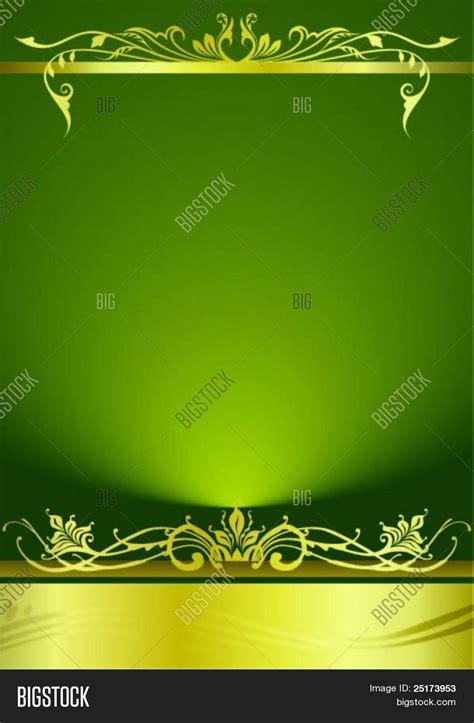 elegant green metallic background vector photo bigstock