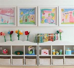 idee rangement chambre petite fille With idee rangement chambre fille