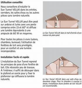 Puit De Lumiere Velux : conseils travaux r novation toiture pose de velux suite ~ Dailycaller-alerts.com Idées de Décoration