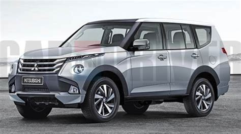 All Mitsubishi Pajero 2019 New Release Mustcarscom