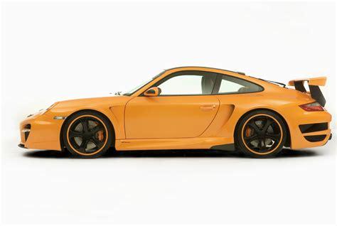 Porsche Gt Street 911 Turbo By Techart Porsche Photo