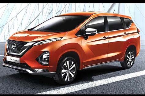 Nissan Livina Picture by New Nissan Livina Mpv Revealed Autocar India