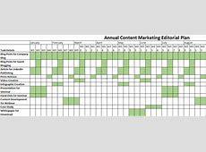 Yearly Marketing Calendar Template yearly calendar template
