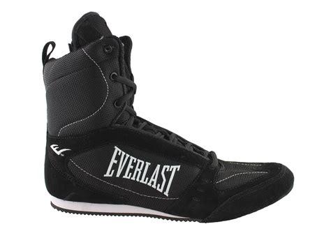 New Everlast Hurricane Hi Top Mens Boxing Shoes