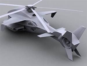 futuristic helicopter concept | Hélicoptères ...