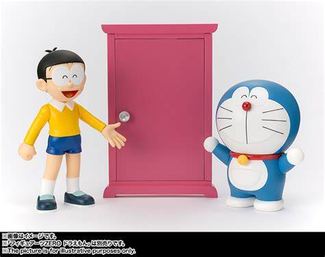 Figuarts Zero Doraemon Nobi Nobita Tamashii Bandai