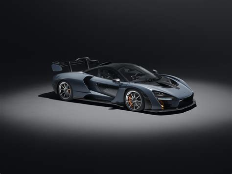 Mclaren Senna Is Worthy Of Namesake  Hits 60 In 28 Secs