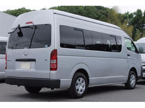 Used toyota hiace commuter stock list. TOYOTA HIACE COMMUTER SUPER LONG GL for sale in TOKYO ...