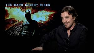 THE DARK KNIGHT RISES Interviews: Bale, Hathaway, Oldman ...