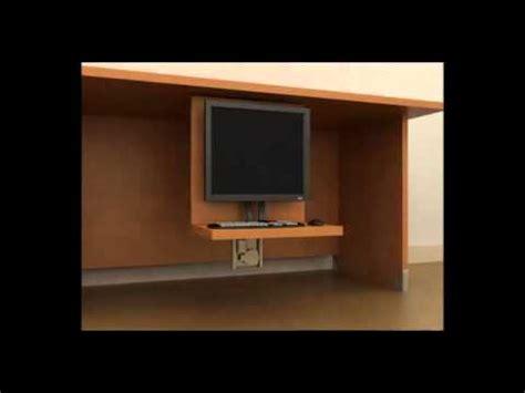 ordinateur de bureau lg bureau lève écran