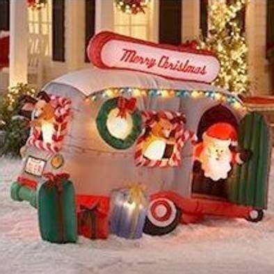 christmas inflatables   christmas