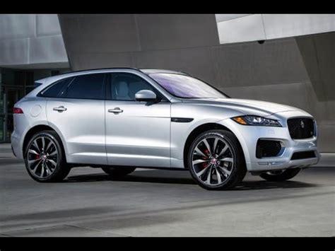 jaguar  pace  car review youtube